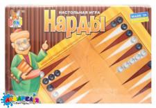 """Гра настільна """"Нарди"""" 0127"""