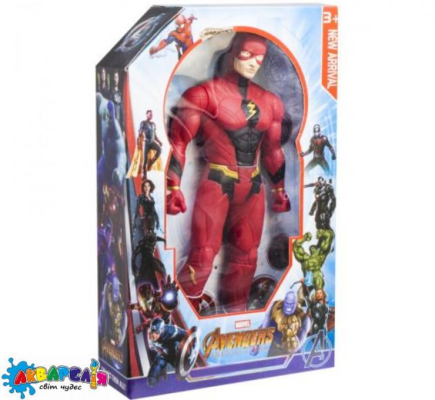 Супергерой  з муз. та світ. ефект. 95301IC