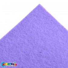Набір Фетр жорсткий аметистовий 21*30 см (10л)