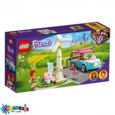 "Конструктор LEGO Friends ""Електромобіль Олівії"" арт.41443"
