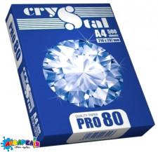 Папір Crystal pro A4 80 гр.