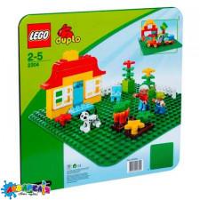 "Конструктор LEGO Duplo ""Велика будівельна пластина"" (38х38) арт.2304"