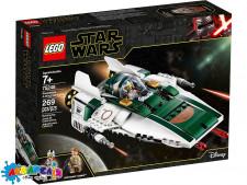 "LEGO Super Heroes Конструктор ""Винищувач опору  A-wing Starfighter""75248"