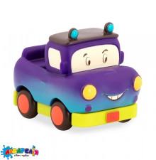 """BATTAT BX1501Z Машинка інерційна серії """"Забавний автопарк"""" - ДЖИП"""