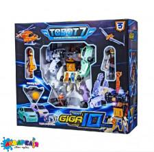 """""""TOBOT"""" Трансформер Q 1905 (12/2) в коробці [Коробка]"""