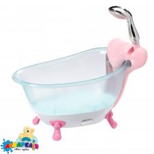 BABY BORN 824610 Автоматична ванночка для ляльки - ВЕСЕЛЕ  КУПАННЯ