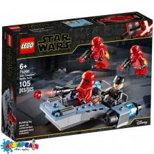 """Конструктор LEGO Star Wars """"Бойовий загін ситхів-піхотинців"""" арт.75266"""
