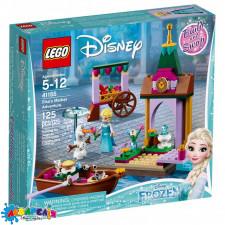 "Конструктор LEGO Disney ""Пригода Ельзи на базарі"" арт.41155"