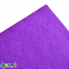 Набір Фетр жорсткий пурпурний 21*30 см (10л)