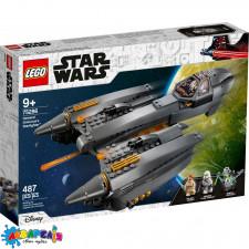 """Конструктор LEGO Star Wars """"Винищувач генерала Грівуса"""" арт.75286"""
