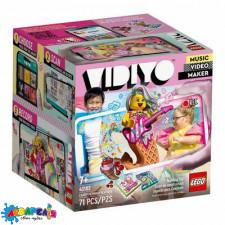 "Конструктор LEGO Vidiyo Куб БітБокс ""Солодка русалка"" арт.43102"