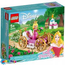 LEGO Disney Конструктор Королівська карета Аврори 43173