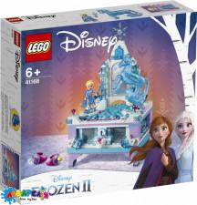 LEGO Disney Princesses Єльзина скринька для прикрас 41168