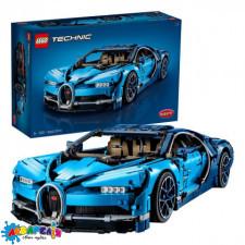 """Конструктор LEGO Technic """"Автомобіль Bugatti Chiron"""" арт.42083"""