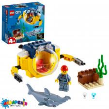 LEGO Citty Конструктор Океан: міні - Субмарина 60263