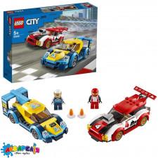 """Конструктор LEGO City """"Гоночні автомобiлі"""" арт.60256"""