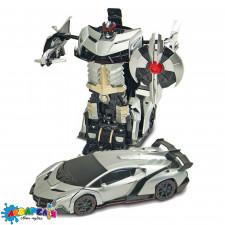 Іграшка трансформер р/к MZ арт 2333X Lamborghini Veneno 33*15,5*22 см 1:22 акум у комплекті