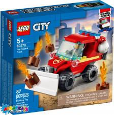 "Конструктор LEGO City ""Конструктор пожежний пікап"" арт.60279"