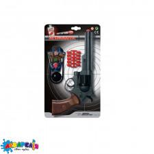 Іграшкова зброя набір EDISON RON SMITH BLISTER