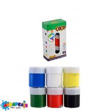 Акрил 6 колір*10 мл