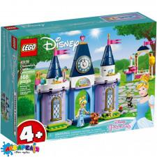 """Конструктор LEGO Disney """"Святкування в палаці Попелюшки"""" арт.43178"""