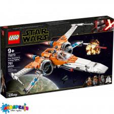 """Конструктор LEGO Star Wars """"Винищувач типу X-Wing По Демерона"""" арт.75273"""
