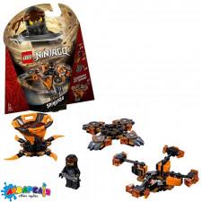 "LEGO Ninjago Конструктор ""Спін-джитсу Коул"" арт. 70662"