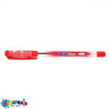 """Ручка кульк/ масл """"Glycer"""" червона 0,7 мм """"LINC"""""""