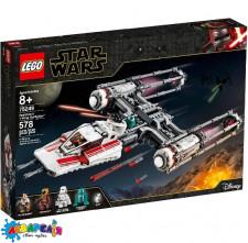 "Конструктор LEGO Star Wars ""Винищувач опору Y-WI ng Starfighter"" арт.75249"