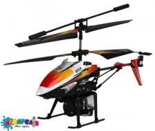 Іграшка вертоліт і/ч WL Toys V319 (помаранчевий)