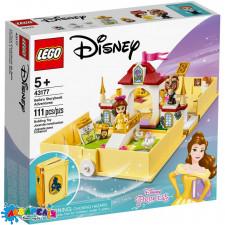 LEGO Disney Конструктор Книга пригод Белль 43177