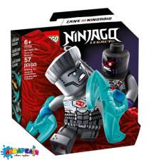 """Конструктор LEGO Ninjago """"Грандіозна битва Зейн проти Ніндроїда"""" арт.71731"""