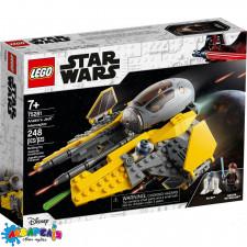 """Конструктор LEGO Star Wars """"Джедайський перехоплювач Анакіна"""" арт.75281"""