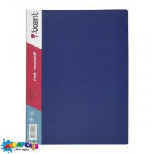 Дисплей-книга 20 файлів синя