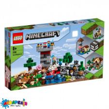 """Конструктор LEGO Minecraft """"Верстак 3.0"""" арт.21161"""