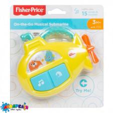 Fisher-Price Музична субмарина GFX89